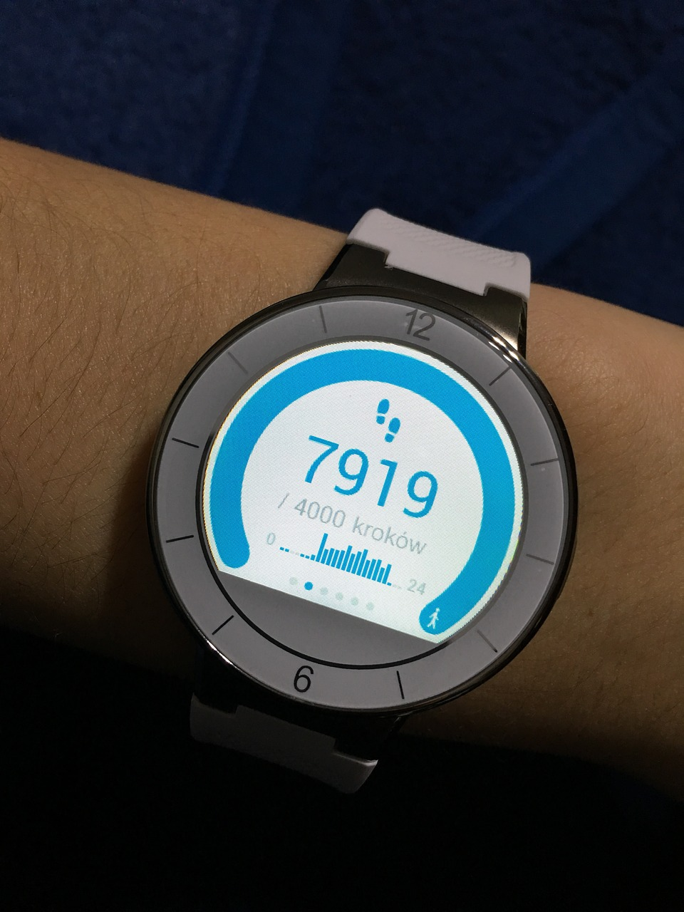Zainteresowanie smartwatchami