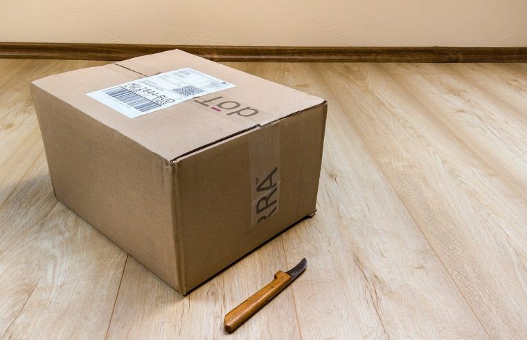 Właściwe pakowanie przesyłek